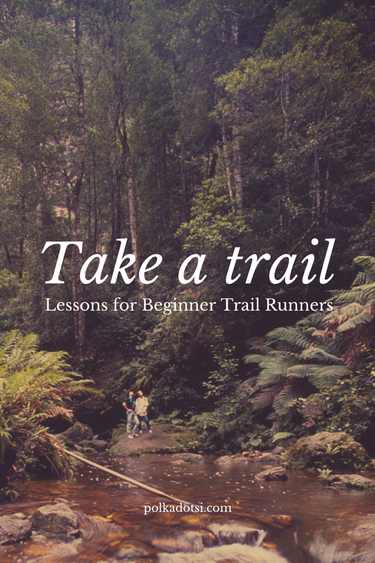 Take to the trails
