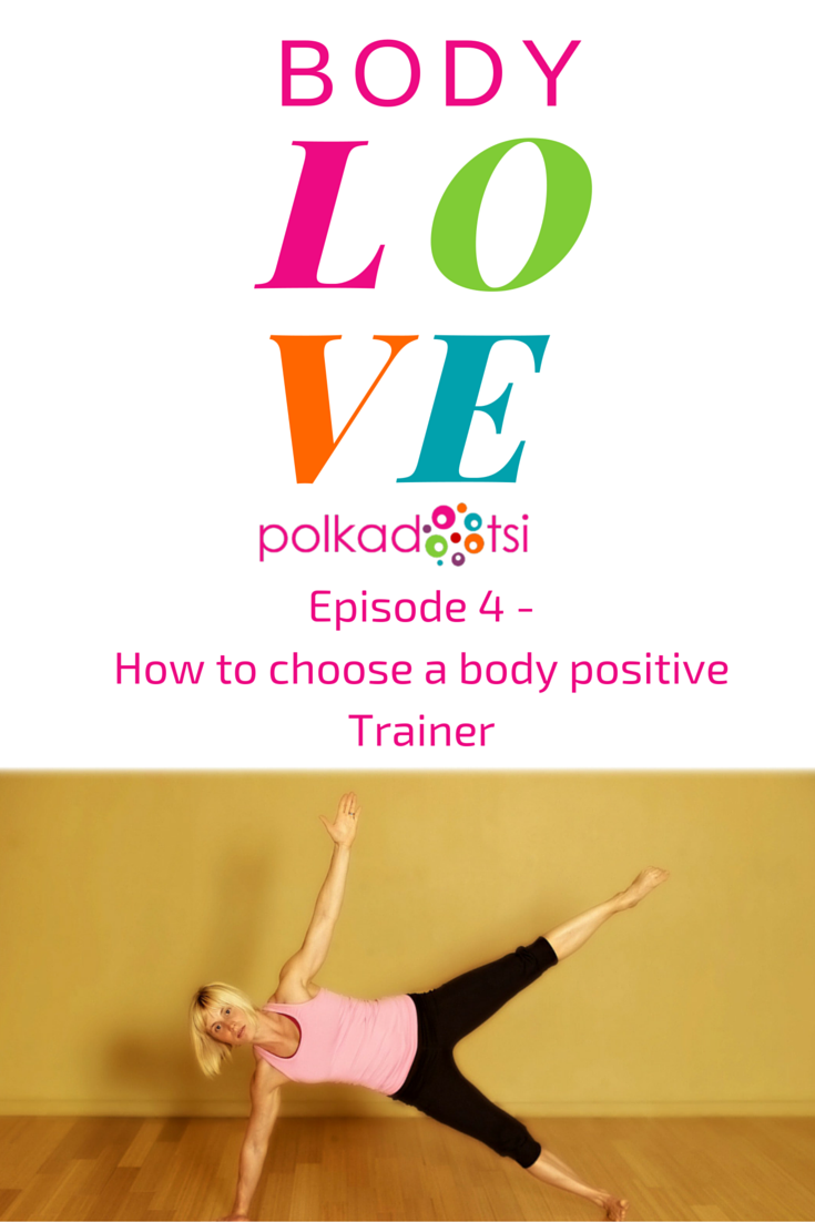 How to choose a body positive personal trainer