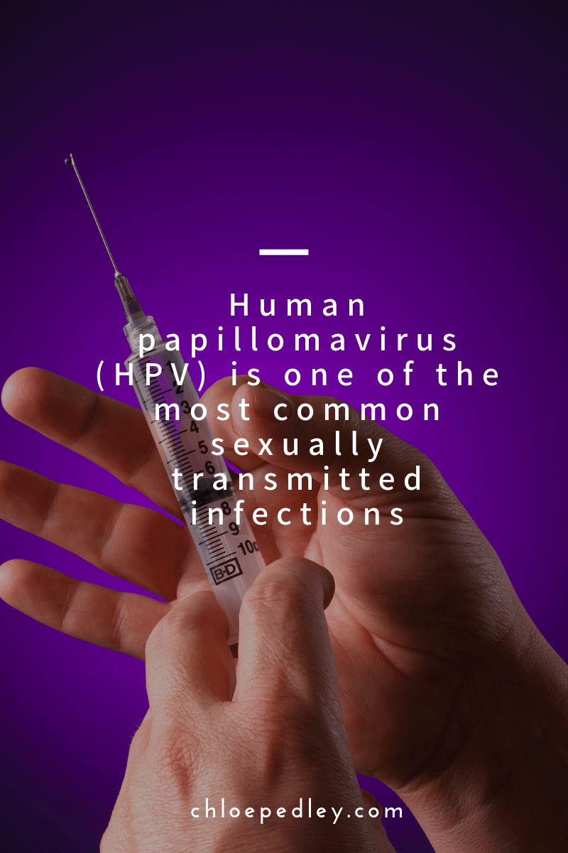 Human papillomavirus (HPV) is one of the most common sexually transmitted infections